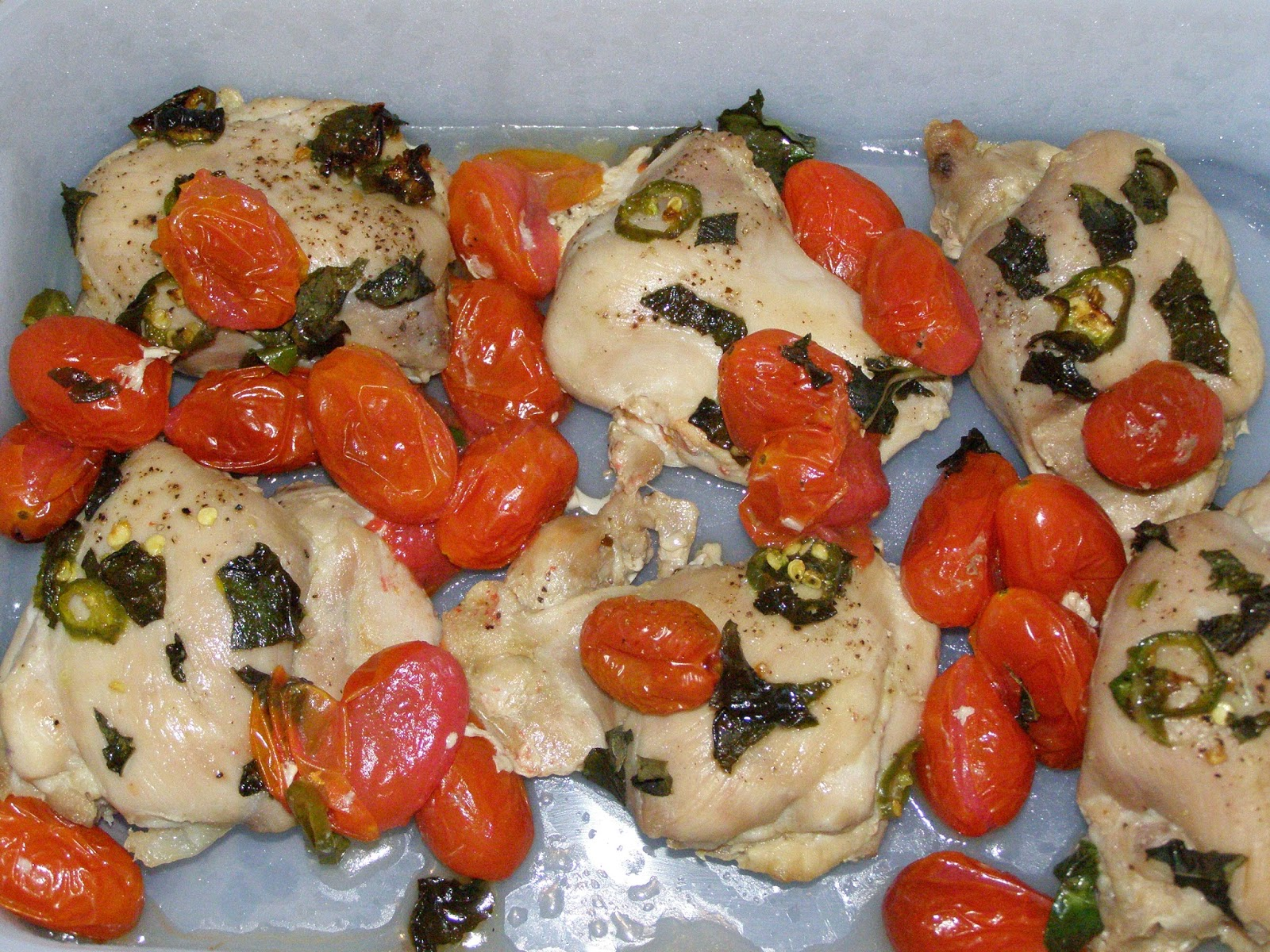 Paleo Sweet and Spicy Chicken